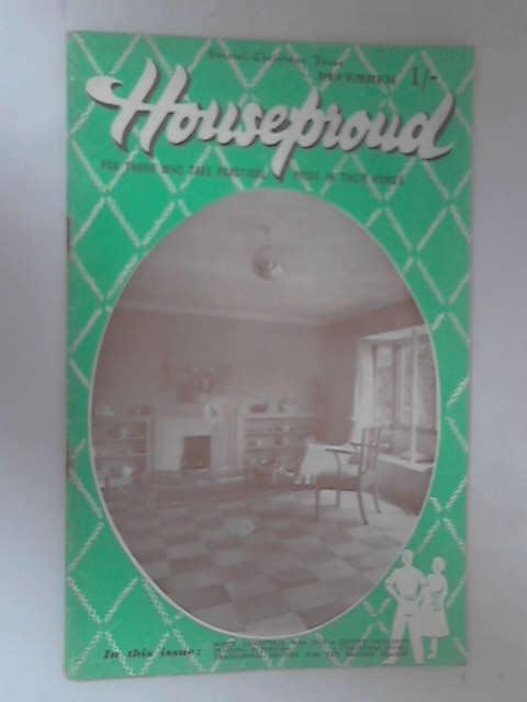 Houseproud: Vol. 3, No. 1 by Various