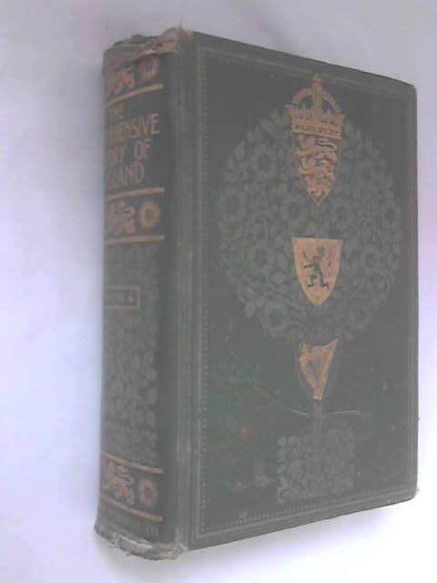 The Comprehensive History of  England, Vol. IV by Various