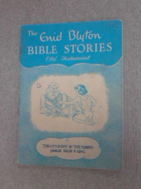 The Enid Blyton bible 10 by Blyton, Enid.