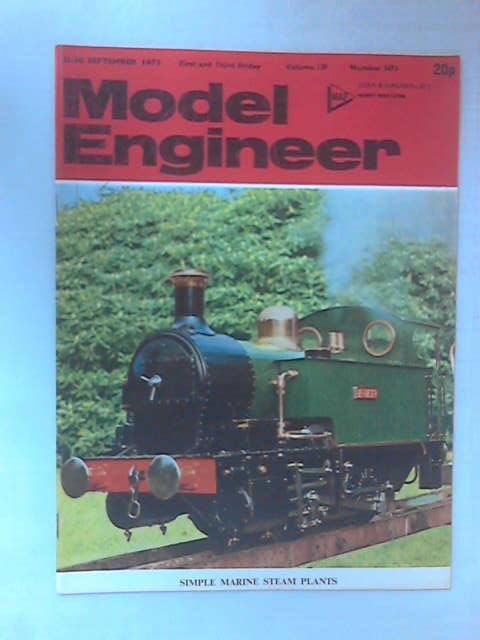 Model Engineer: Volume 139, Number 3473 by Various