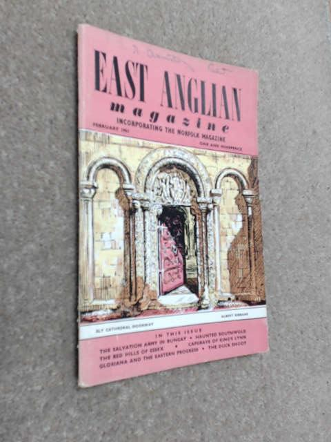 East anglian magazine  1961 feb by Unknown