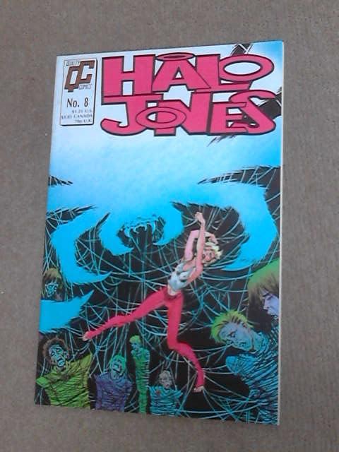 Halo Jones No.8