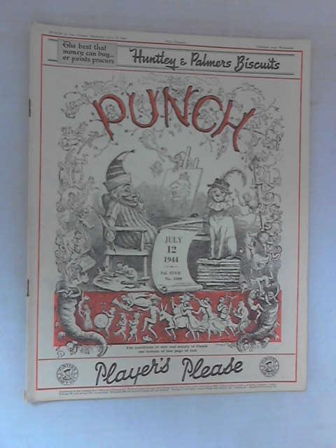 Punch: July 12 1944 Vol. CCVII No. 5398 by Various