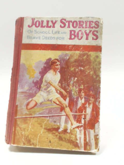 Jolly Stories For Boys by Anon