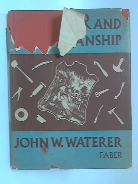 Leather and craftmanship by John W Waterer
