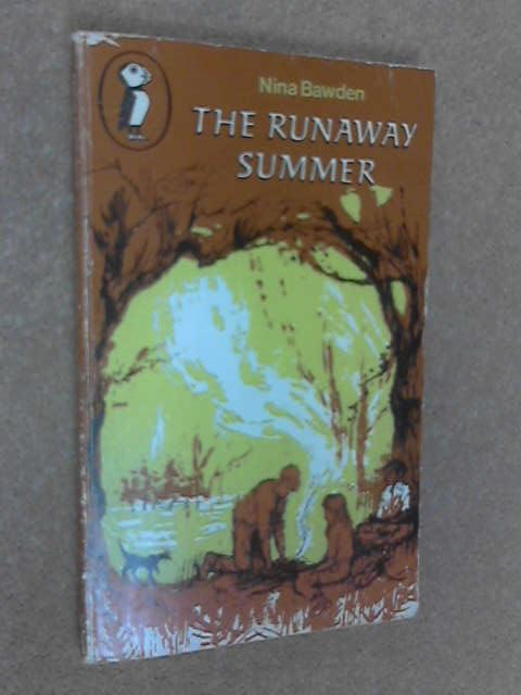 The Runaway Summer by Bawden, Nina