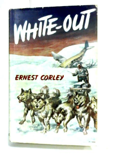 White-Out by Corley, Edwin