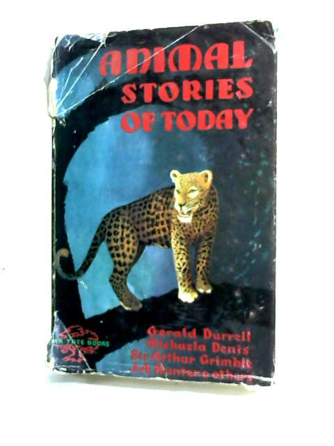 Animal Stories of Today (Oak Tree Books) by Various