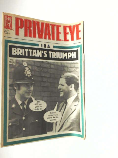 Private eye no. 617 by Unknown