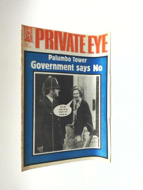 Private eye no. 612 by Unknown
