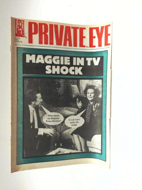 Private eye no. 613 by Unknown