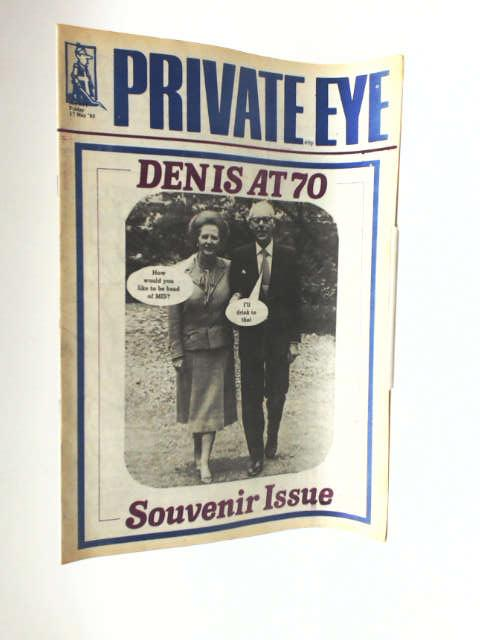 Private eye no. 611 by Unknown