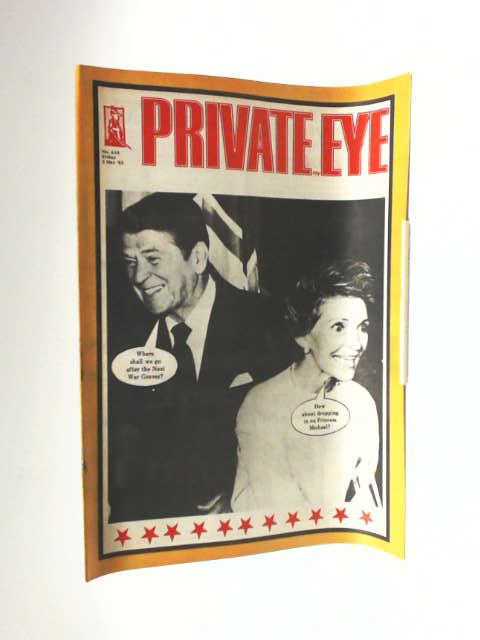 Private eye no. 610 by Unknown