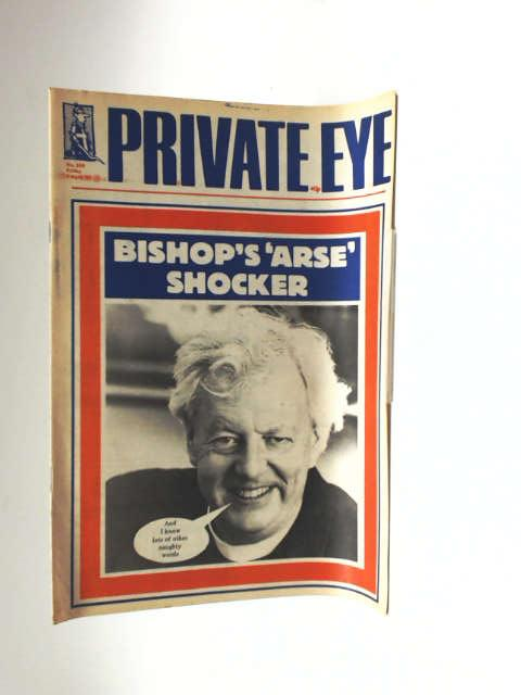 Private eye no. 608 by Unknown