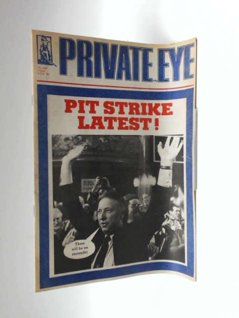 Private eye no. 604 by Unknown
