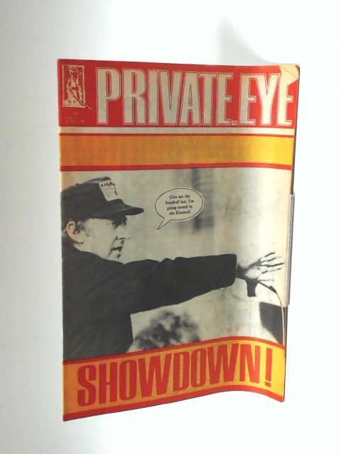 Private eye no. 599 by Unknown