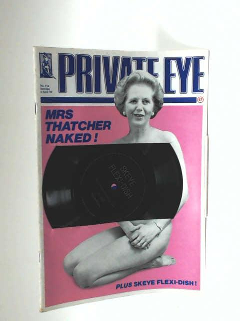 Private Eye - No. 712 by Various