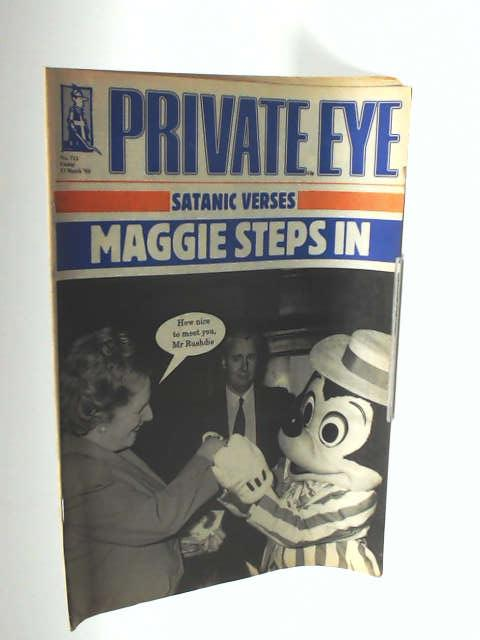 Private eye no. 711 by Unknown