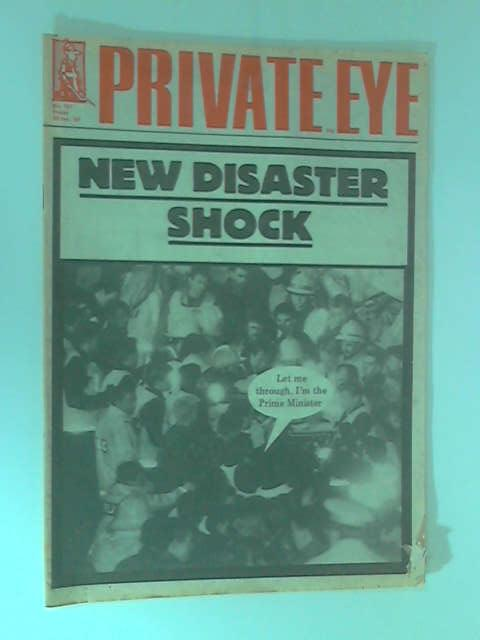 Private Eye: Friday 20 Jan '89 - No. 707 by Various