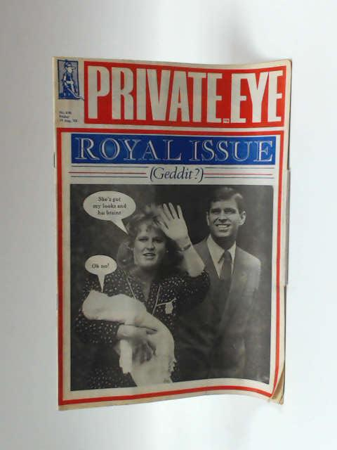 Private eye no. 696 by Unknown