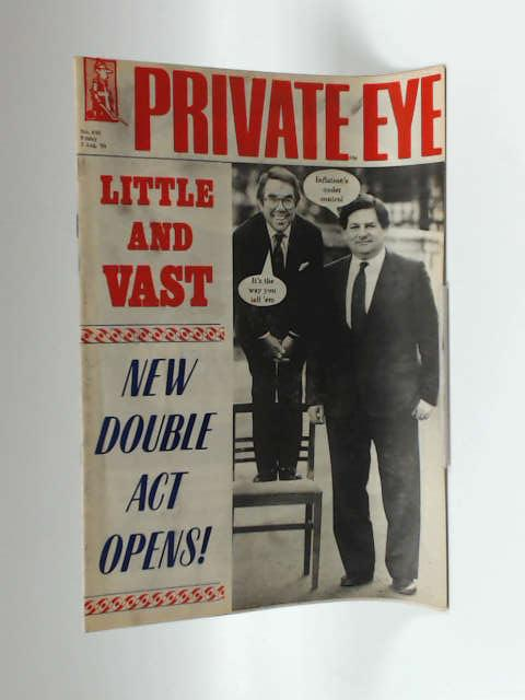 Private eye no. 695 by Unknown