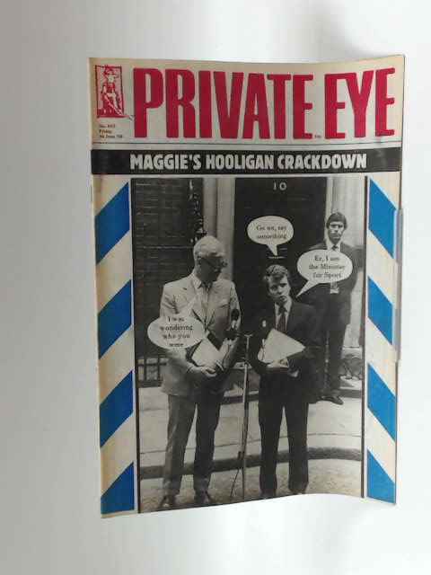 Private eye no. 692 by Unknown