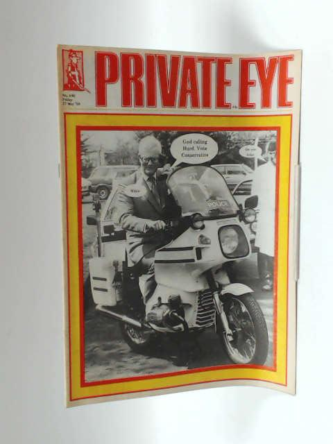 Private eye no. 690 by Unknown