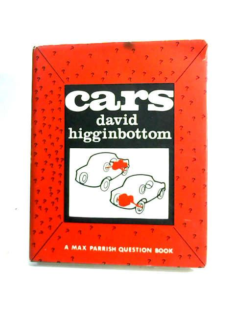 Cars a Max Parrish question book by Higginbottom
