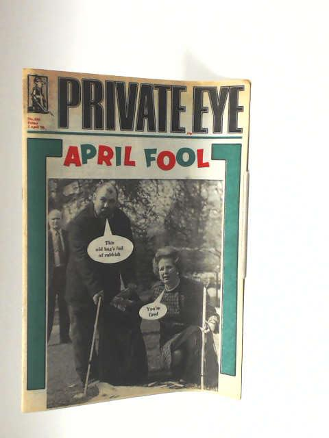 Private eye no. 686 by Unknown