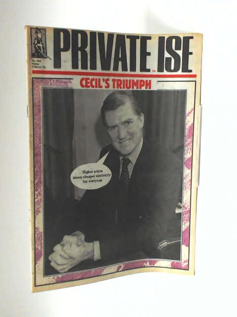 Private eye no. 684 by Unknown