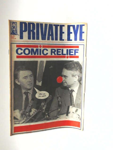 Private eye no. 682 by Unknown