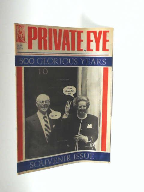 Private eye no. 680 by Unknown
