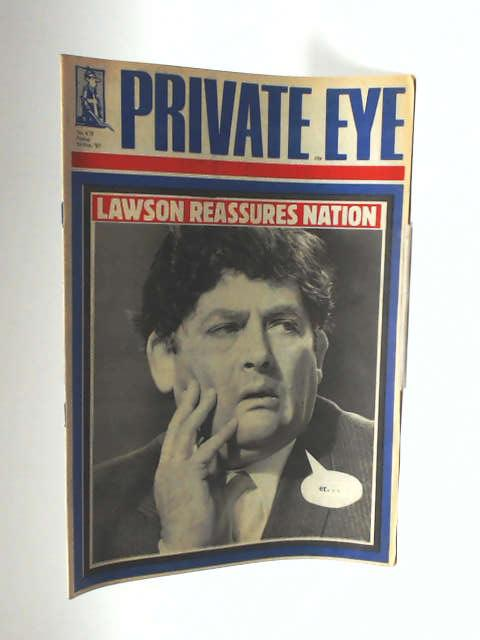 Private eye no. 675 by Unknown