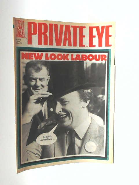 Private Eye No. 673 (2 October 1987) by Unknown