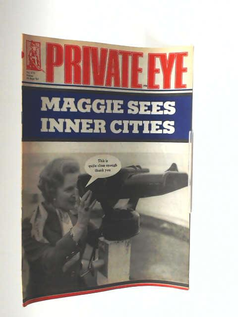 Private eye - no. 672 by Various