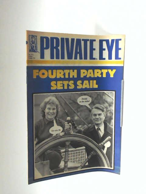 Private eye no. 671 by Unknown