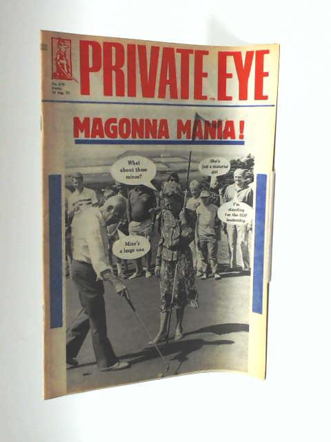 Private Eye - No. 670 by Various