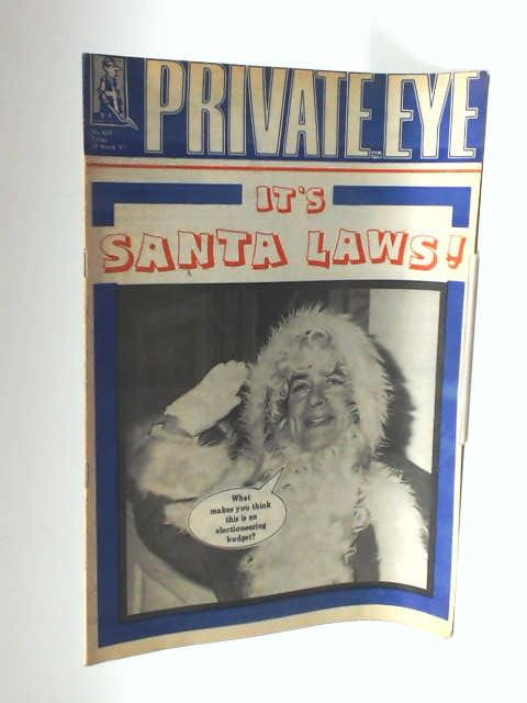 Private eye no. 659 by Unknown