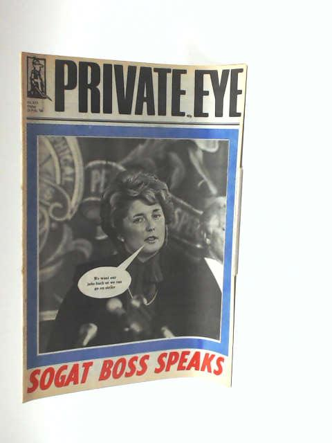 Private eye no. 631 by Unknown