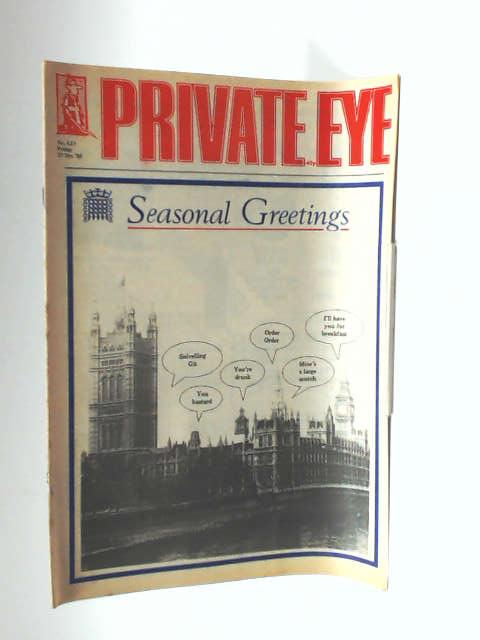 Private eye no. 627 by Unknown