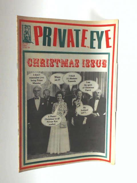 Private eye no. 626 by Unknown
