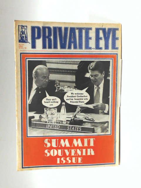 Private eye no. 624 by Unknown