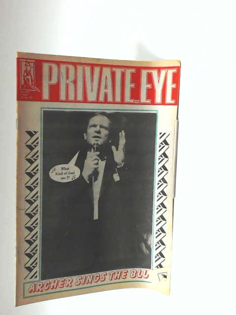Private eye no. 622 by Unknown