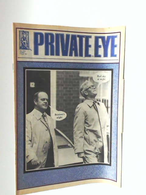 Private eye no. 621 by Unknown