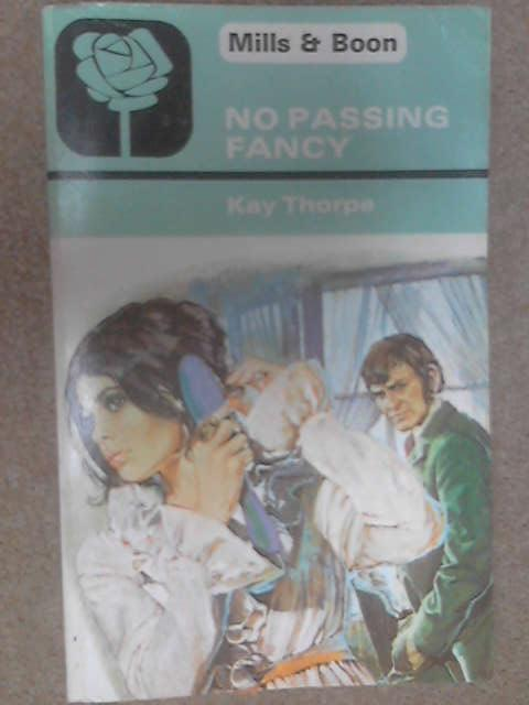 No Passing Fancy by Thorpe, Kay