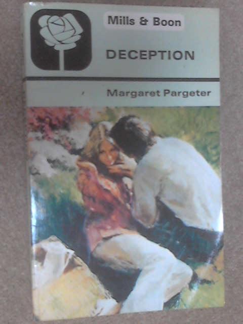 Deception by Pargeter, Margaret
