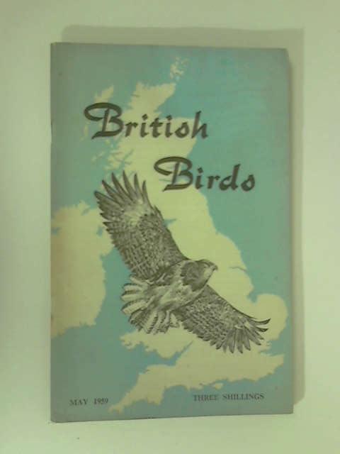 British Birds: May 1959 by Various
