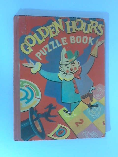 Golden Hours Puzzle Book 1962 by Various