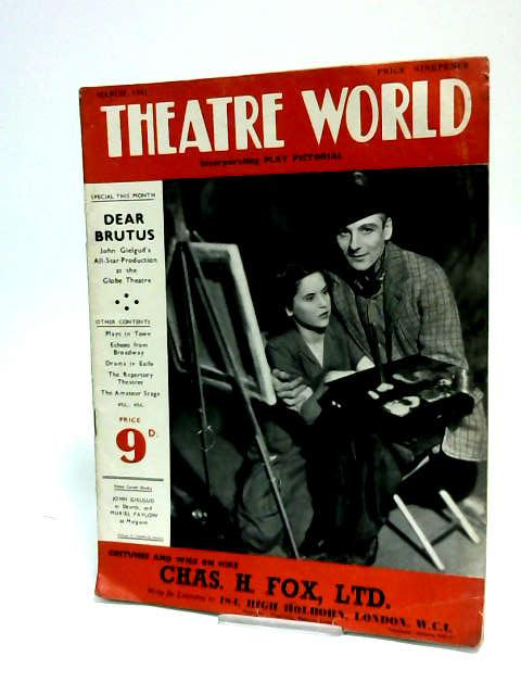 Theatre World March 1941 by Anon