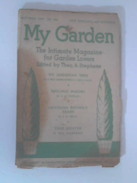 My Garden: October 1947, No. 166 by Various